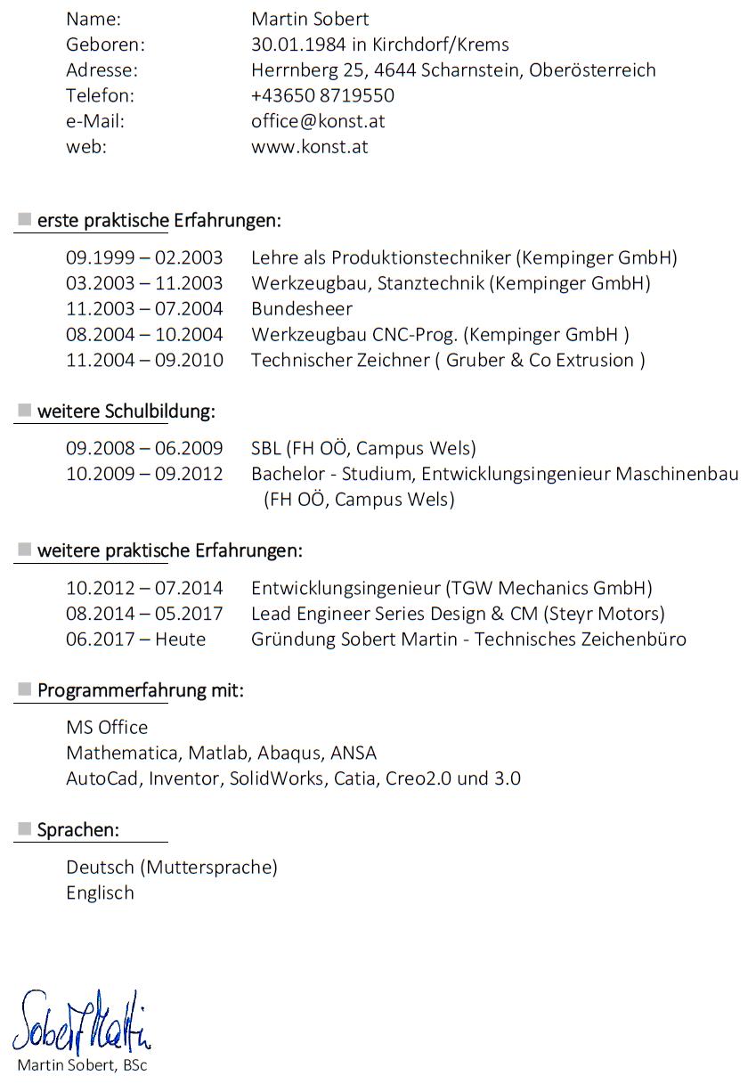 Fantastisch Engineering Cad Lebenslauf Galerie - FORTSETZUNG ...